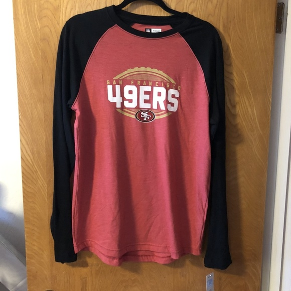 the best attitude d78f2 33015 San Francisco 49ers shirt NWT